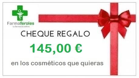 Escribe una reseña en Google y participa en el sorteo de un cheque regalo de 145,00€.
