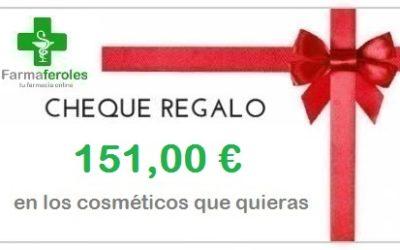 Escribe una reseña en Google y participa en el sorteo de un cheque regalo de 151,00€.